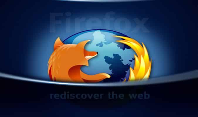 Firefox v40