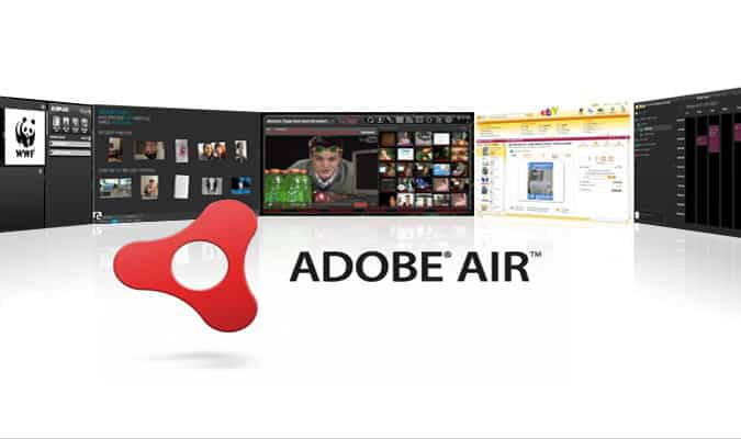 Adobe AIR 3.2 Beta 4
