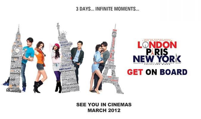 London Paris New York Trailer