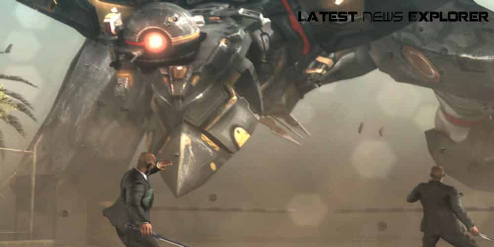 'Metal Gear Rising: Revengeance' To Be Playable At E3