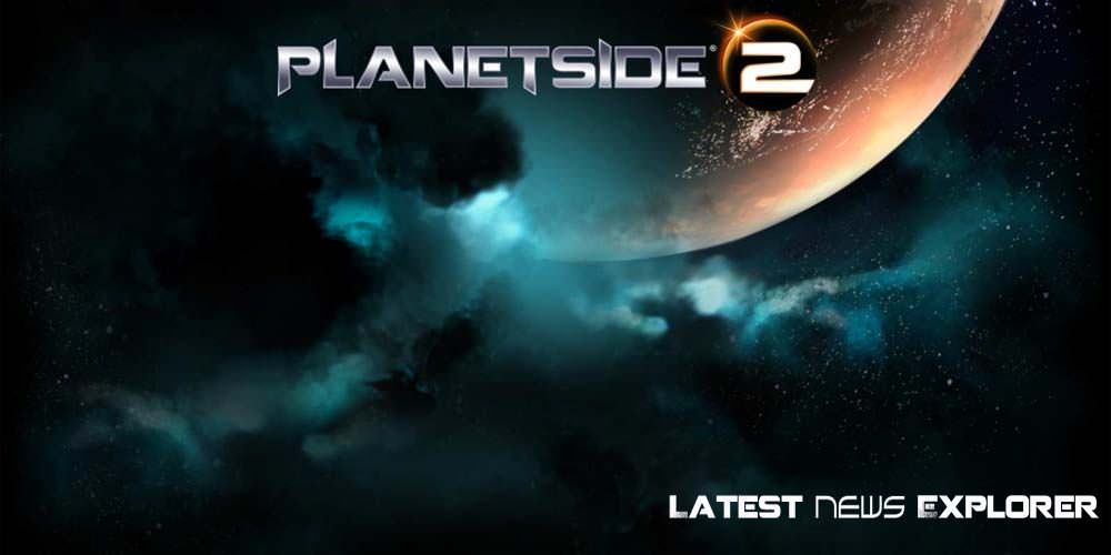 PlanetSide 2 Gameplay Footage Surfaces