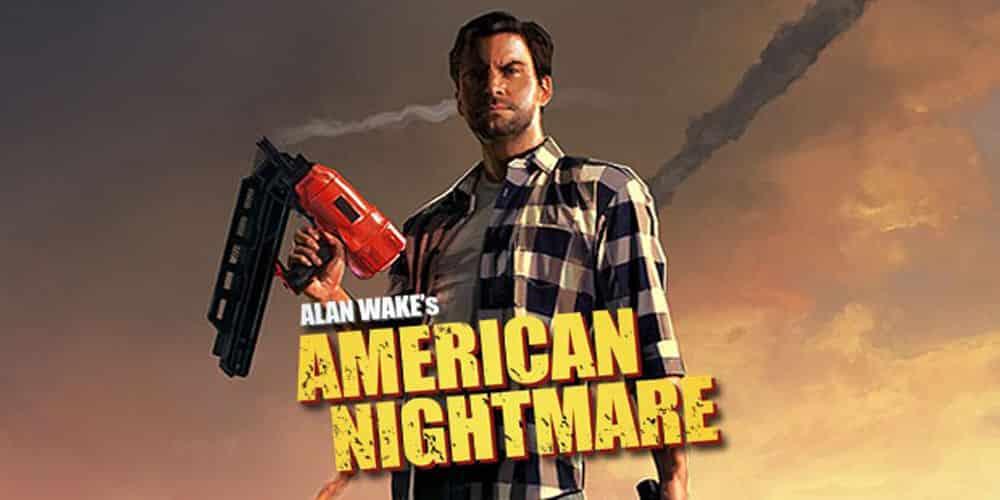 Alan Wake's American Nightmare Coming To PC Soon