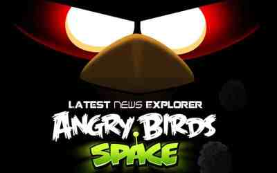 Angry Birds Space – Teaser 2