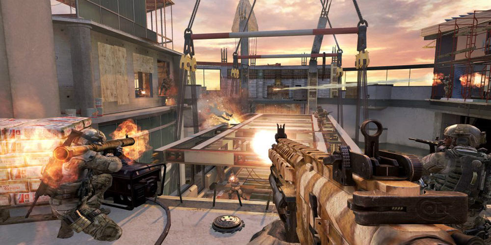 Call of Duty: Modern Warfare 3 'Overwatch' DLC Dated For PlayStation 3