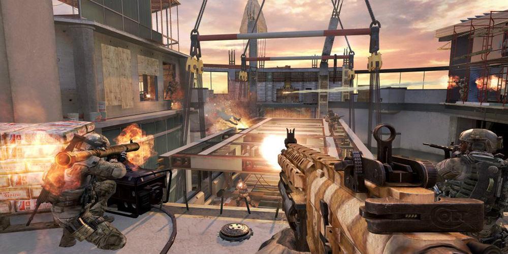Modern Warfare 3's Next DLC 'Overwatch' Map Arrives