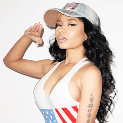 Nicki Minaj – Up In Flames (Music Video)