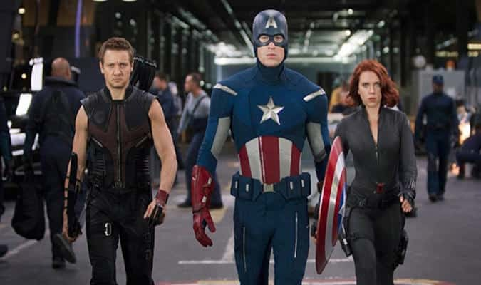 Robert Downey Jr.: Hawkeye Has A Lot To Do In Avengers Age Of Ultron