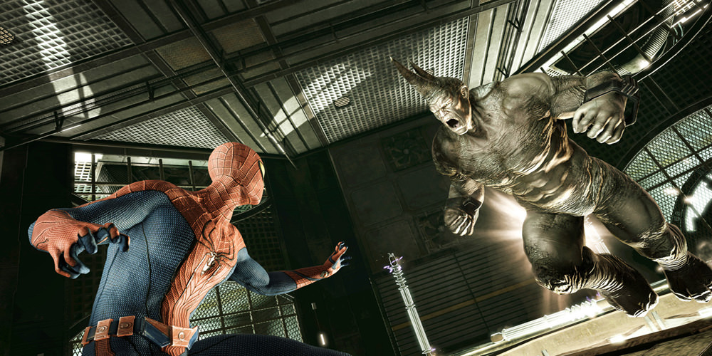 The Amazing Spider-Man Details Leaked
