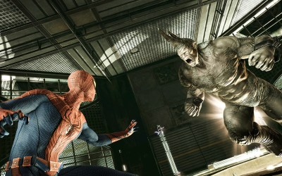 The Amazing Spider-Man Latest Trailer Reveals Rhino