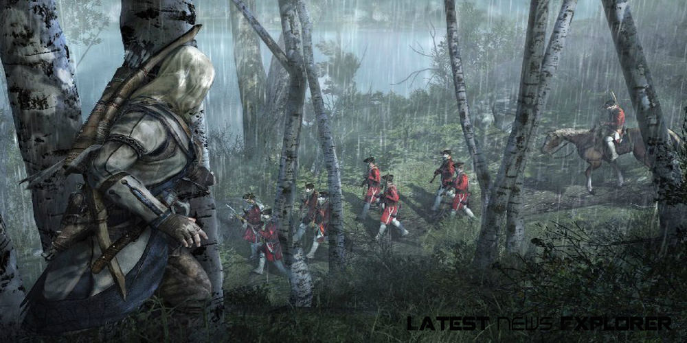 """Assassin's Creed III Wii U Is """"Exactly The Same Game"""" As PS3 And Xbox 360"""
