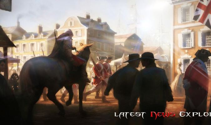 """Ubisoft: """"Assassin's Creed III Only Possible Due To Yearly Franchise Releases"""" 3"""