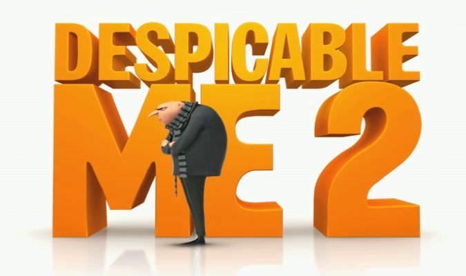 Despicable Me 2 – Kids' Choice Awards Spot