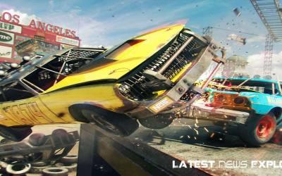 DiRT Showdown – Destruction Trailer