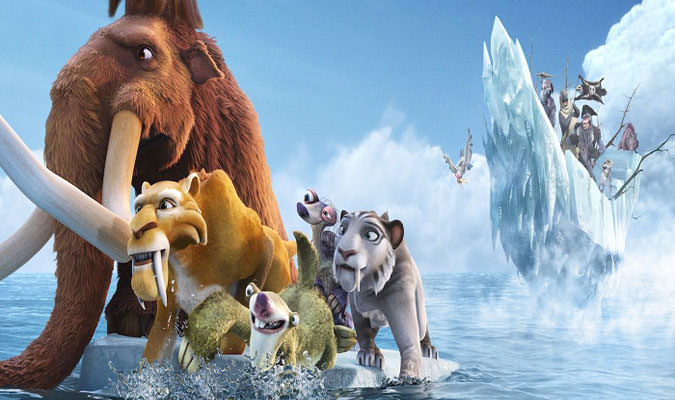 Final Ice Age: Collision Course Trailer Released