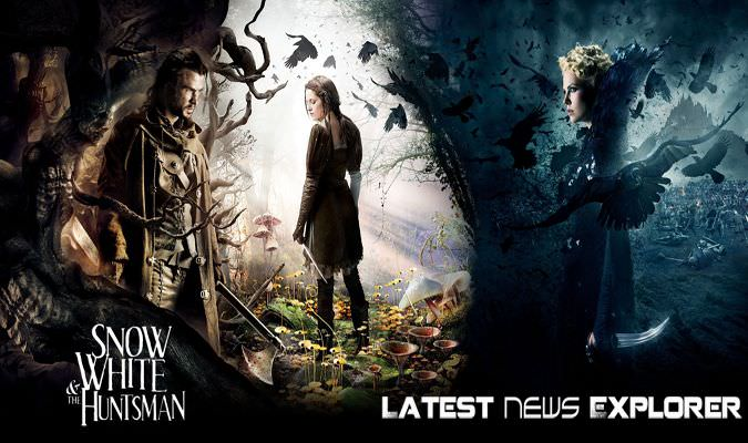Snow White And The Huntsman – Trailer
