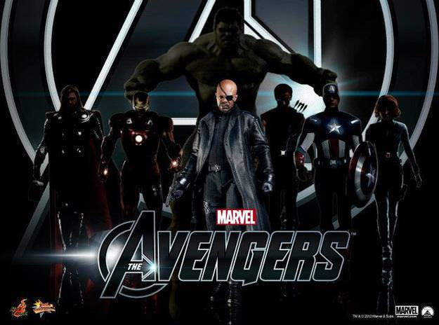 The Avengers – 'Visual Effects' Video