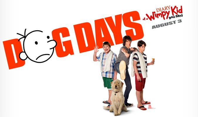 Diary of a Wimpy Kid: Dog Days – Trailer