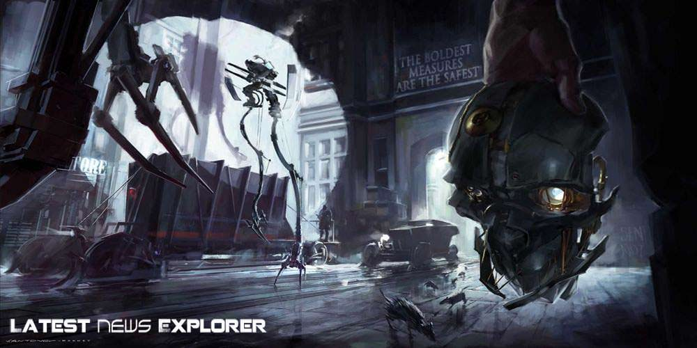 Dishonored 2 Gamescom 2016 Gameplay