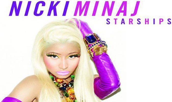 Nicki Minaj – Starships (Explicit) – Music Video