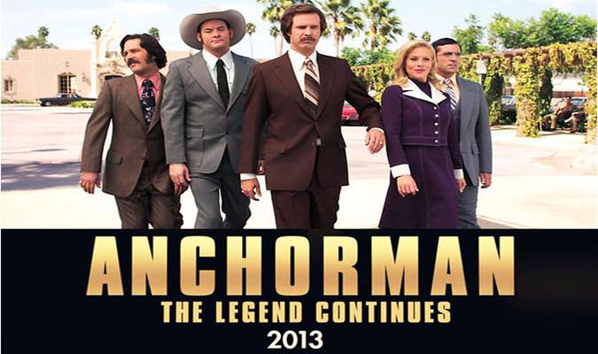 Anchorman: The Legend Continues – International Teaser Trailer