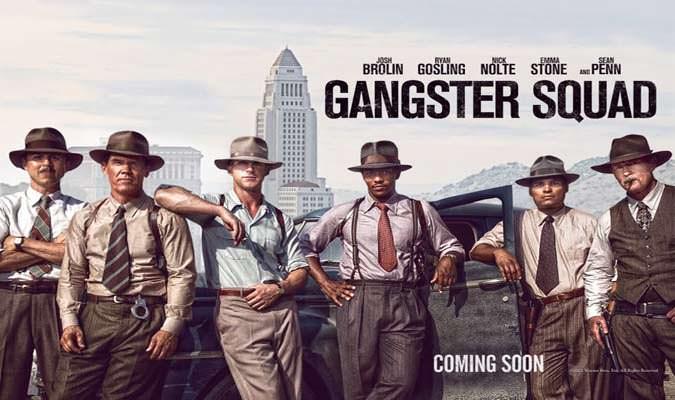 Gangster Squad – Extended Trailer