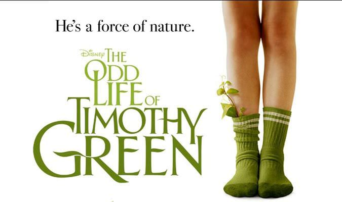 The Odd Life of Timothy Green – Trailer