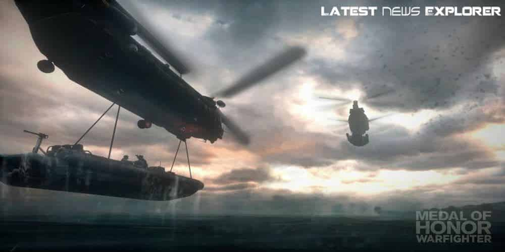 Medal of Honor: Warfighter – Tungawan Jungle Gameplay Trailer