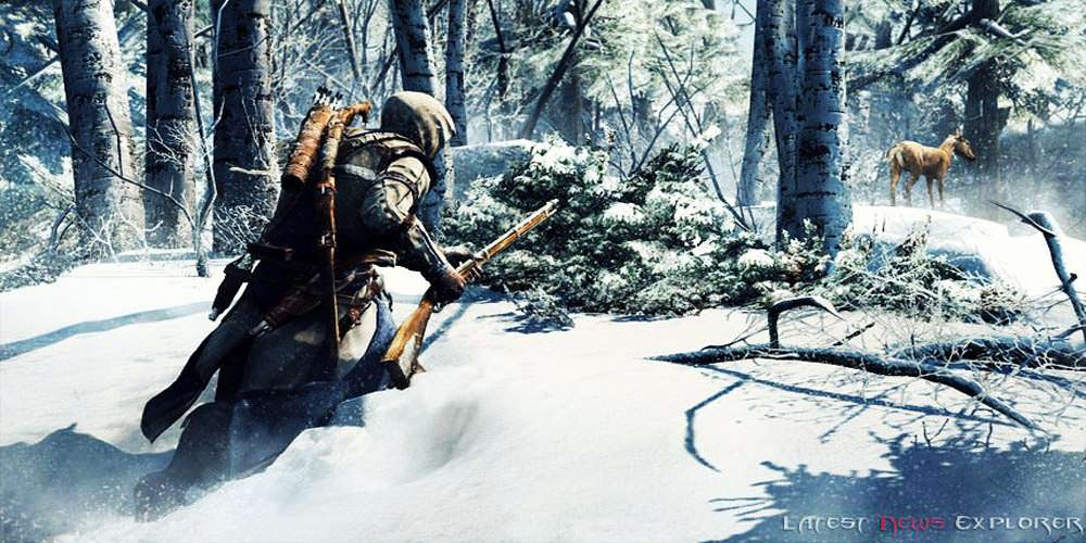 Assassin's Creed III Now Available For Pre-Order On PlayStation Store