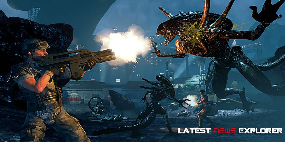 Aliens: Colonial Marines – Collectors Edition And Pre-Order Bonuses Unveiled
