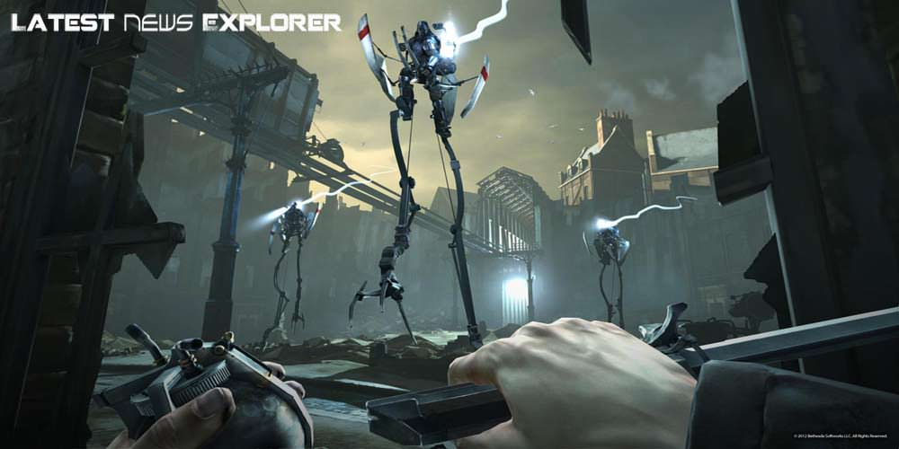 E3 2012: Dishonored – Gameplay Trailer