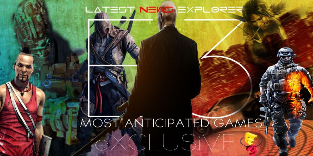 Game Critics' Best of E3 2012 Nominees Announced