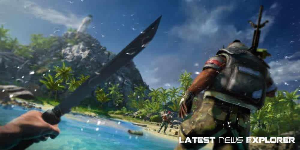 E3 2012:  Far Cry 3 – Step Into Insanity Trailer