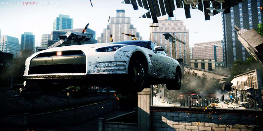 Need for Speed: Most Wanted – Multiplayer Trailer