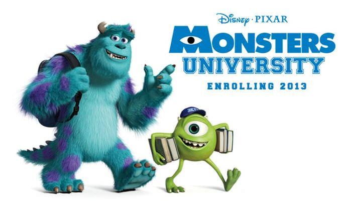 Monsters University – Trailer