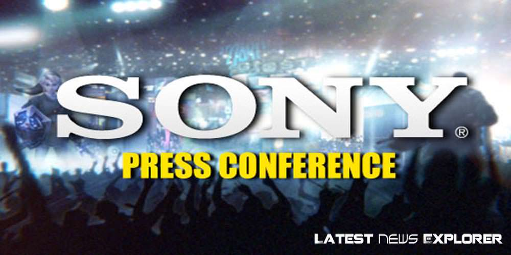 Watch Sony E3 2016 Press Conference Live