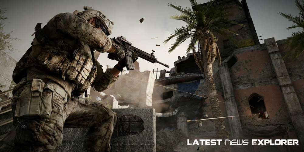 E3 2012: Medal of Honor: Warfighter – Gameplay Demo