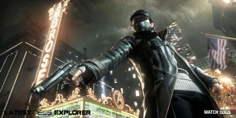 Watch Dogs – 'Aisha Tyler' Gameplay Footage