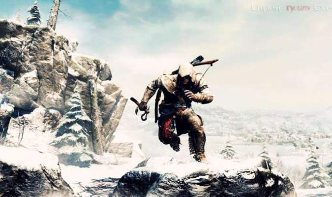 "Assassin's Creed III Wii U Is ""Exactly The Same Game"" As PS3 And Xbox 360 1"