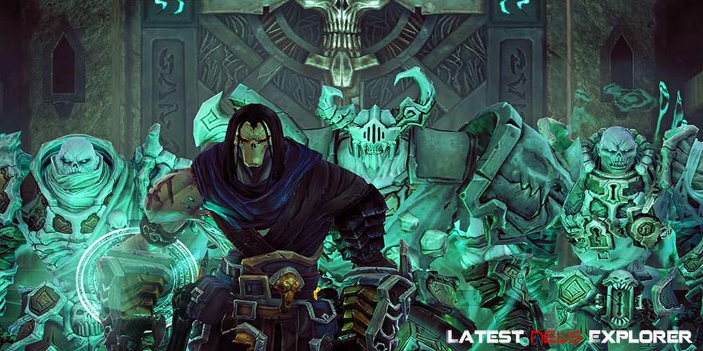 Darksiders II – 'Know Death' Gameplay Trailer