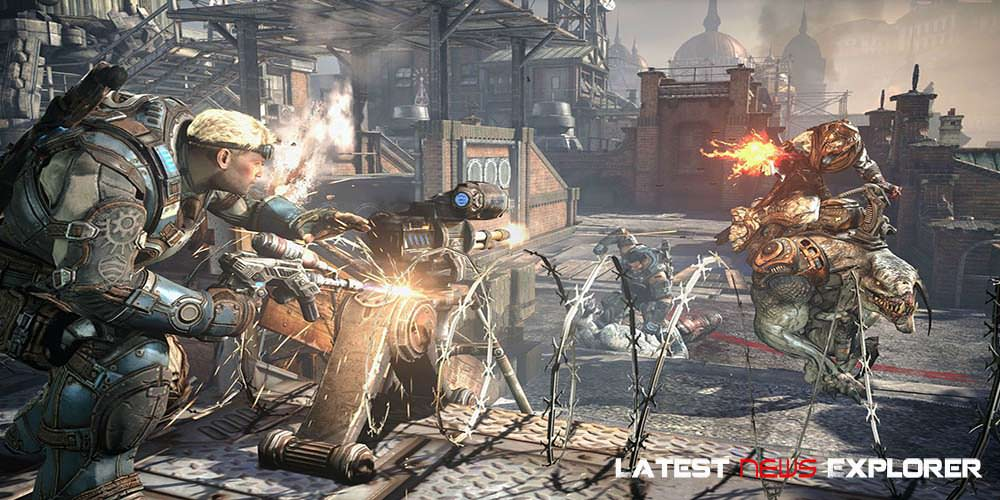 UK Charts: Gears of War: Judgment Debuts At No.1