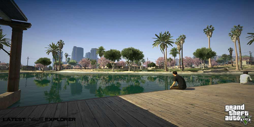 Grand Theft Auto V – 'Rockstar Editor' Trailer