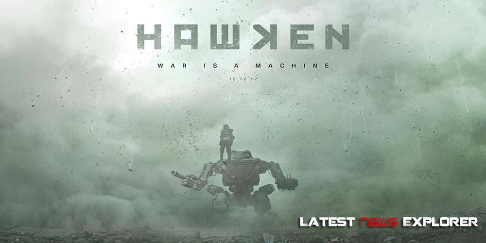 Hawken 'The Lore' Trailer