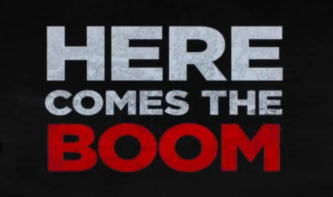 Here Comes the Boom – International Trailer