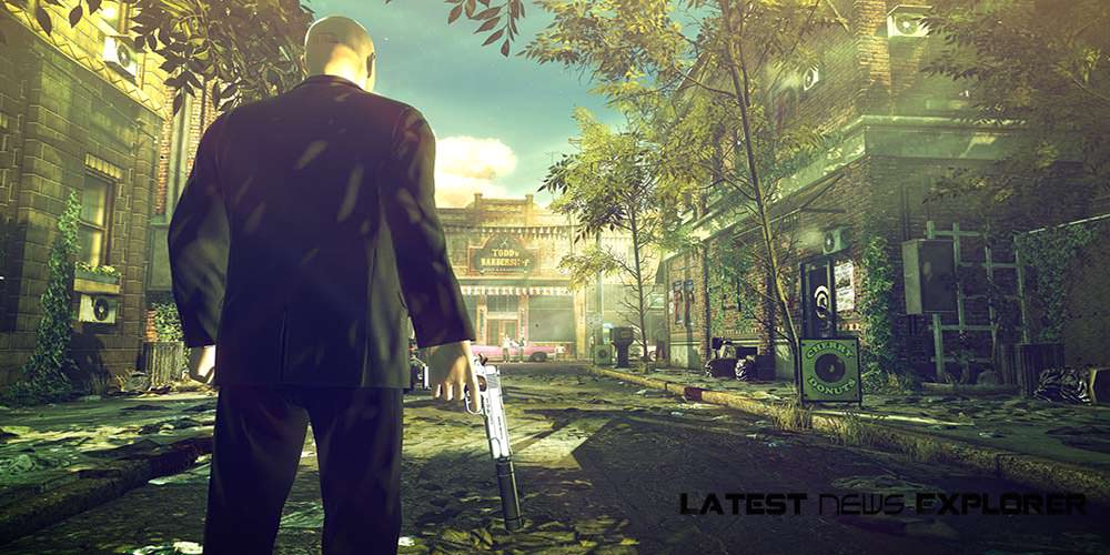"Hitman: Absolution – ""Streets of Hope"" Playthrough"
