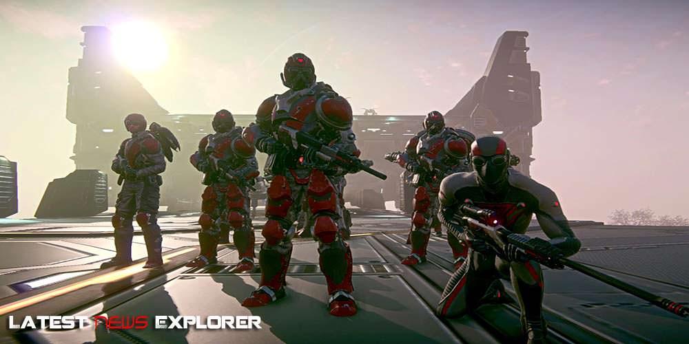 Planetside 2 – 'The Future of War' Launch Trailer