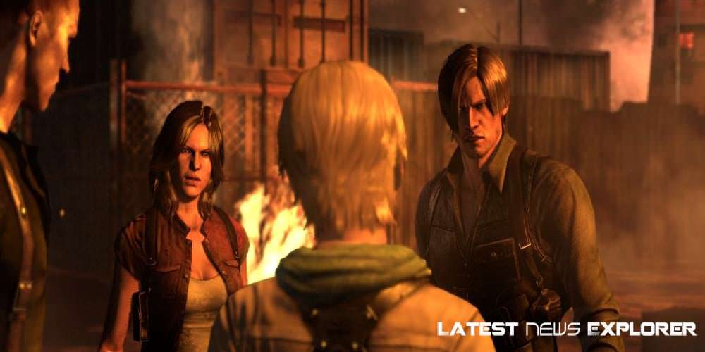 Resident Evil 6 – New Gameplay Footage