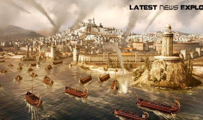 Total War: Rome II In 2013 - Live-Action Trailer 1
