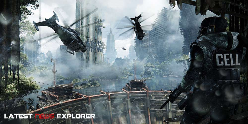 Crytek: 'Big Plans' For Crysis 3 DLC