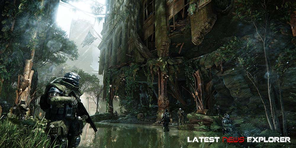 Crysis 3: The Lost Island – Launch Trailer