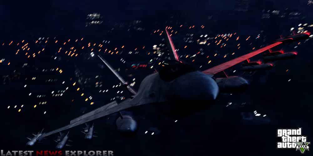 Rockstar: 'Sci-fi Grand Theft Auto Is Very Tempting'